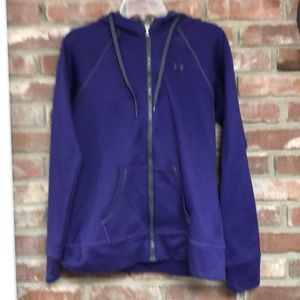UNDER ARMOUR  Zip Up Hooded Jacket